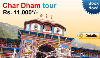 Book Char Dham Yatra Travel Package
