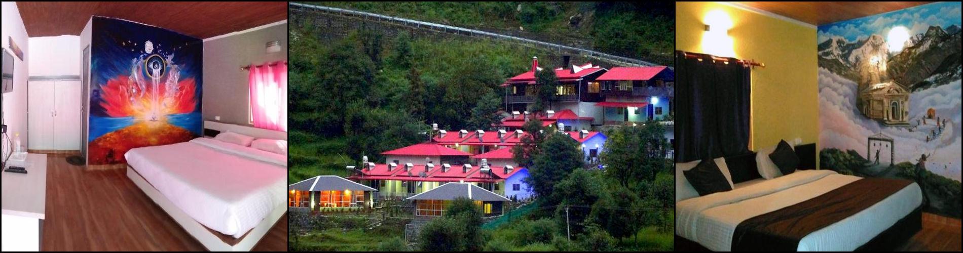 Kedar River Retreat Resort